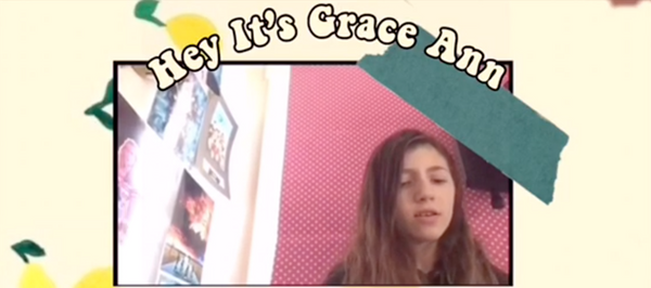 Grace Ann Shares Her Passion & Musical Dreams (13 Years Old)