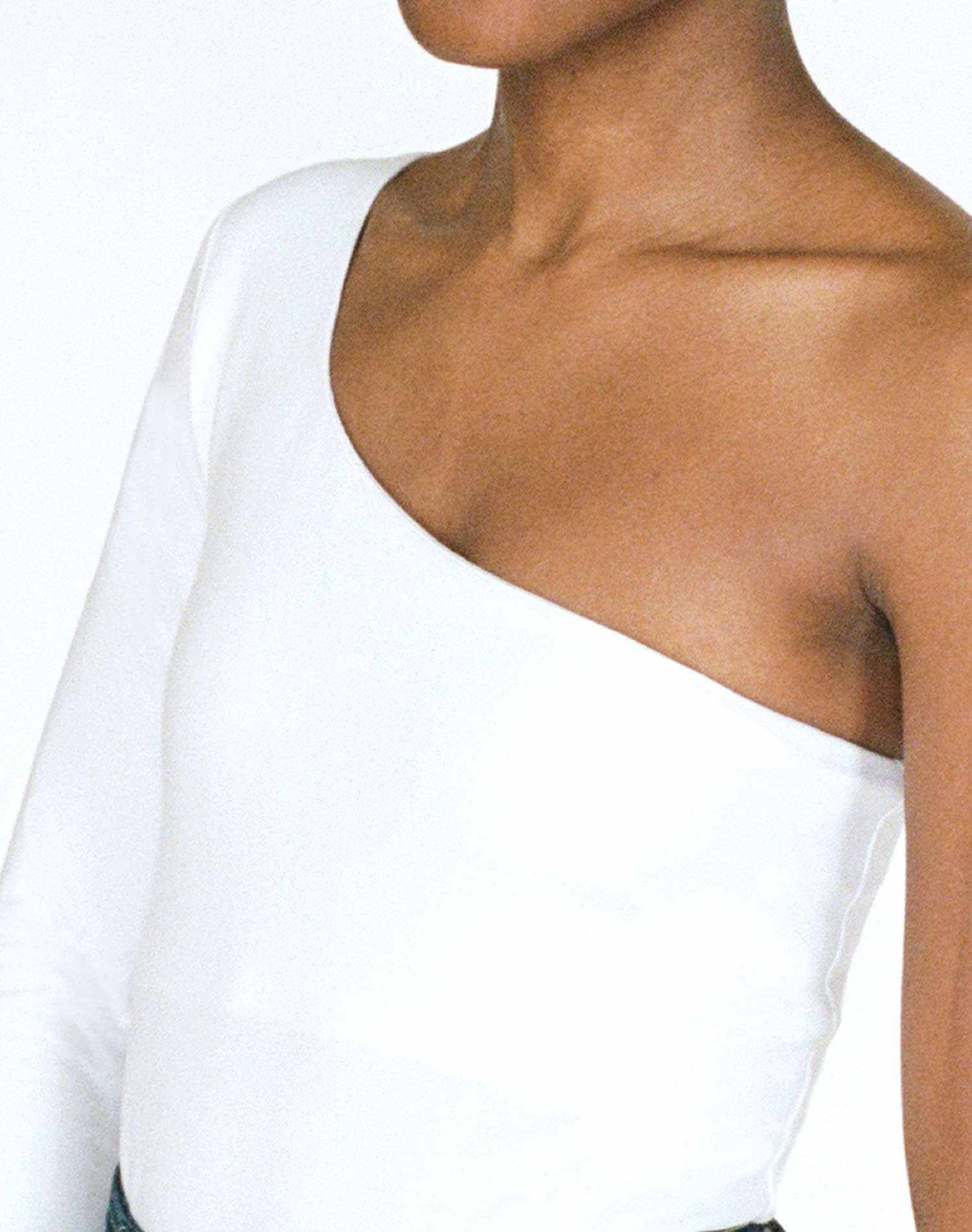 The Calypso One Shoulder Bodysuit