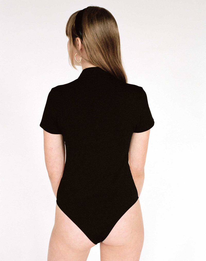 The Selene Zip Bodysuit