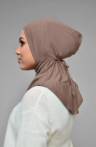 KAMILA INNERNECK in CHOCOLATE COFFEE