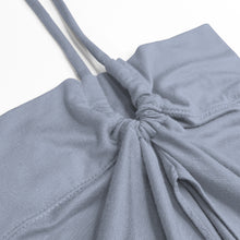 Load image into Gallery viewer, FLAIR INNER TIE-BACK - COOL GREY