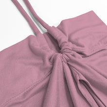 Load image into Gallery viewer, FLAIR INNER TIE-BACK - CREAMY PINK