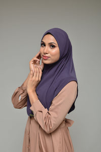RADEYAH in SMOKEY PURPLE