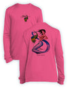 Fresh Catch- KIDS Long Sleeve Performance - 100% Polyester