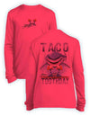 NEW! Taco Toothday- KIDS Long Sleeve Performance - 100% Polyester