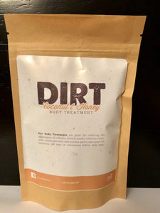 Coconut & Honey Dirt