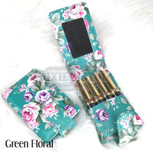 Lip Pouch- Several Patterns available!