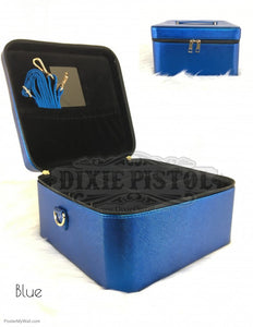 Train Case- 15 Colors Available