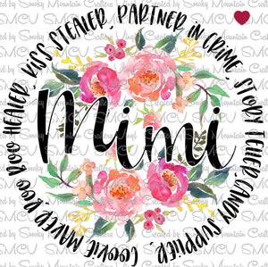 MIMI FLORAL Mother's Day