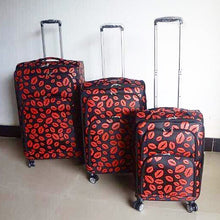 Kissable Luggage Set- 2 colors available!