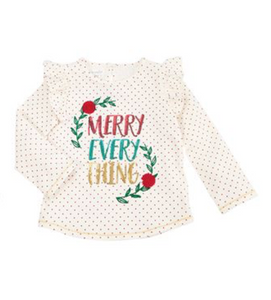 Mud Pie Merry Everything Tee