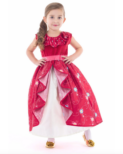 Spanish Princess Dress