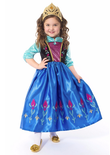 Scandinavian Princess Dress