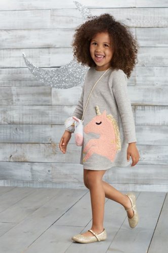 Mud Pie Unicorn Dress