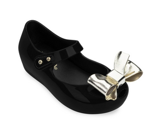 Mini Melissa Mini Ultragirl Make A Wish Black