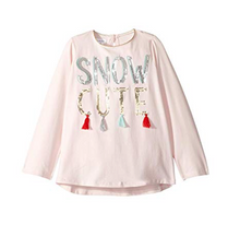 Mud Pie Snow Cute Tee