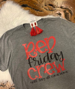 RED Friday Crew