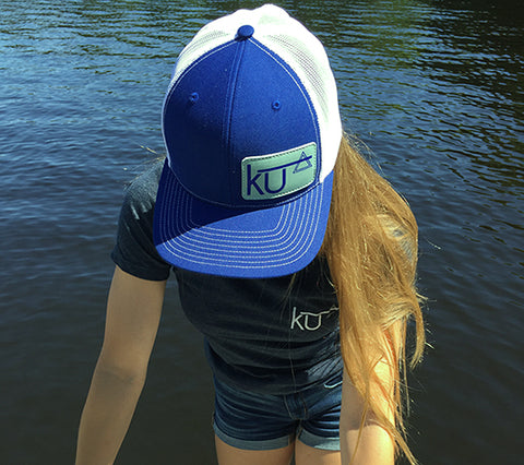 SIMPLY KU TRUCKER HAT