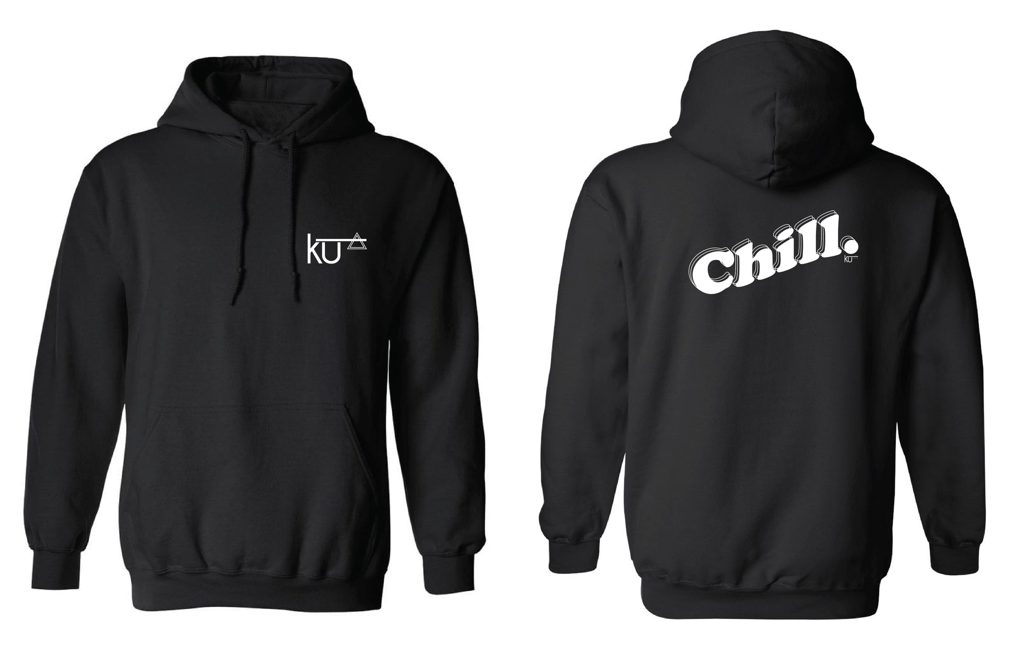 CHILL. HOODIE