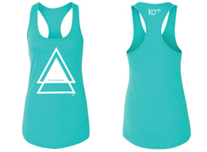 FIND BALANCE LADIES TANK TOP