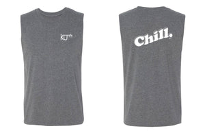 CHILL. MUSCLE TEE