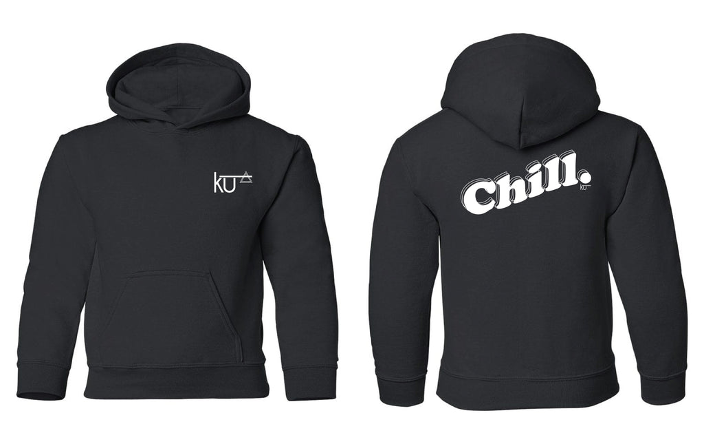 CHILL. YOUTH HOODIE