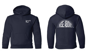 RISE ABOVE YOUTH HOODIE
