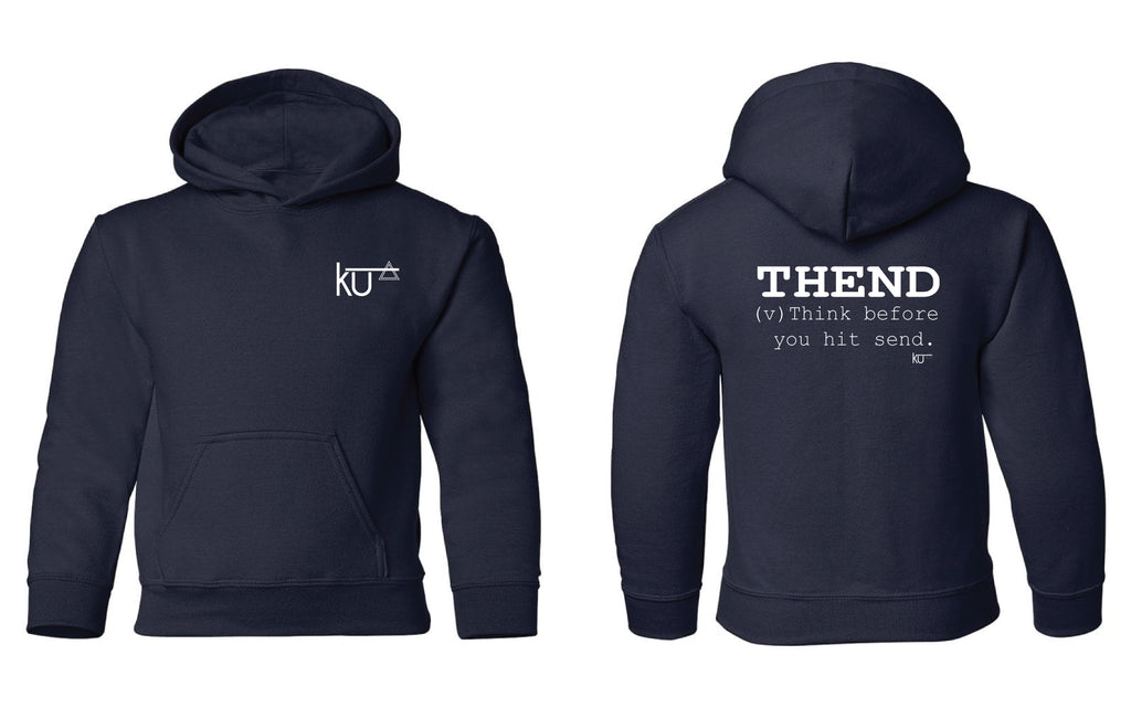 THEND YOUTH HOODIE