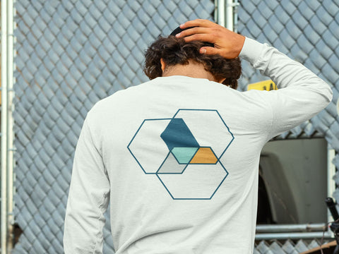 Hex Long-Sleeve Tee