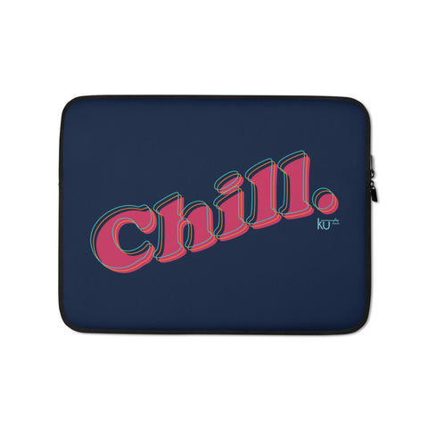 Chill. Laptop Sleeve