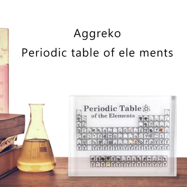 Heritage Periodic Table Display of Element Collection