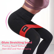 Exercise Training Elastic Hip Circle Glute Resistance Band