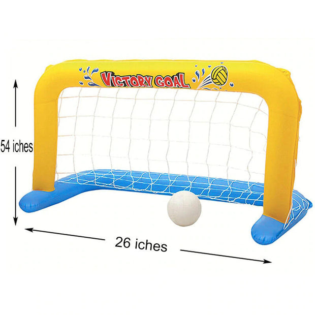 Inflatable Pool Football Volleyball Set