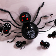 Halloween Decoration DIY Balloon Spider Modelling Set