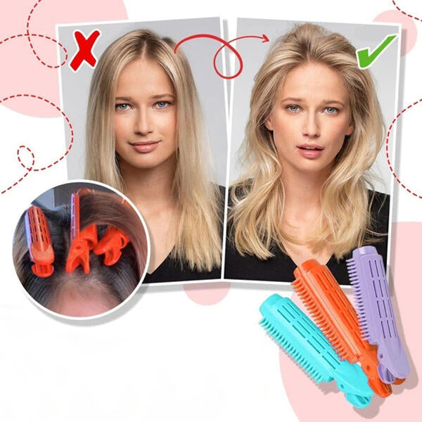6Pcs Volumizing Hair Root Clip