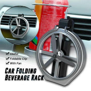 Universal Car Folding Cup Holder