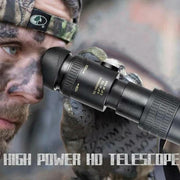 High Power HD Waterproof Monocular Telescope