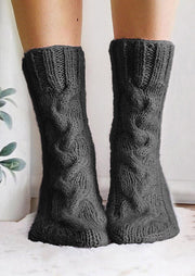 Winter Warm Casual Knitted Socks