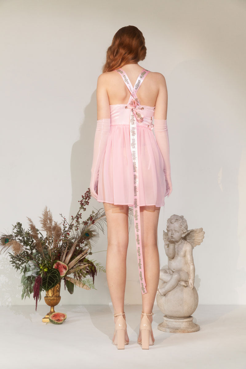 Delphine Baby Doll Dress