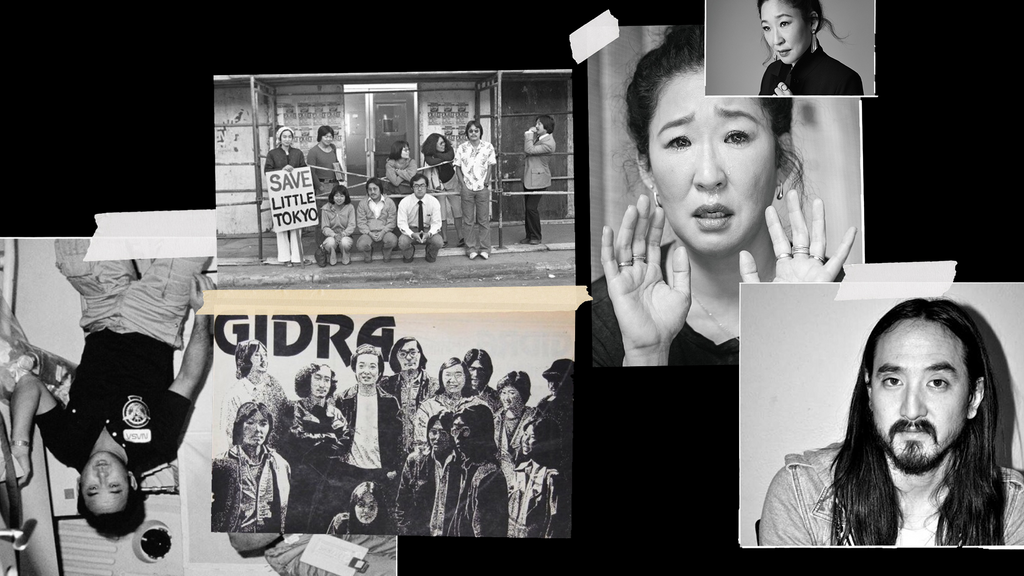 UPRISERS | Highlighting Asian American Trailblazers