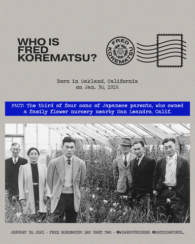 We Are Uprisers Fred Korematsu Infographic What Does It Mean To Be American