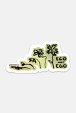 UPRISERS | Eco Not Ego Sticker