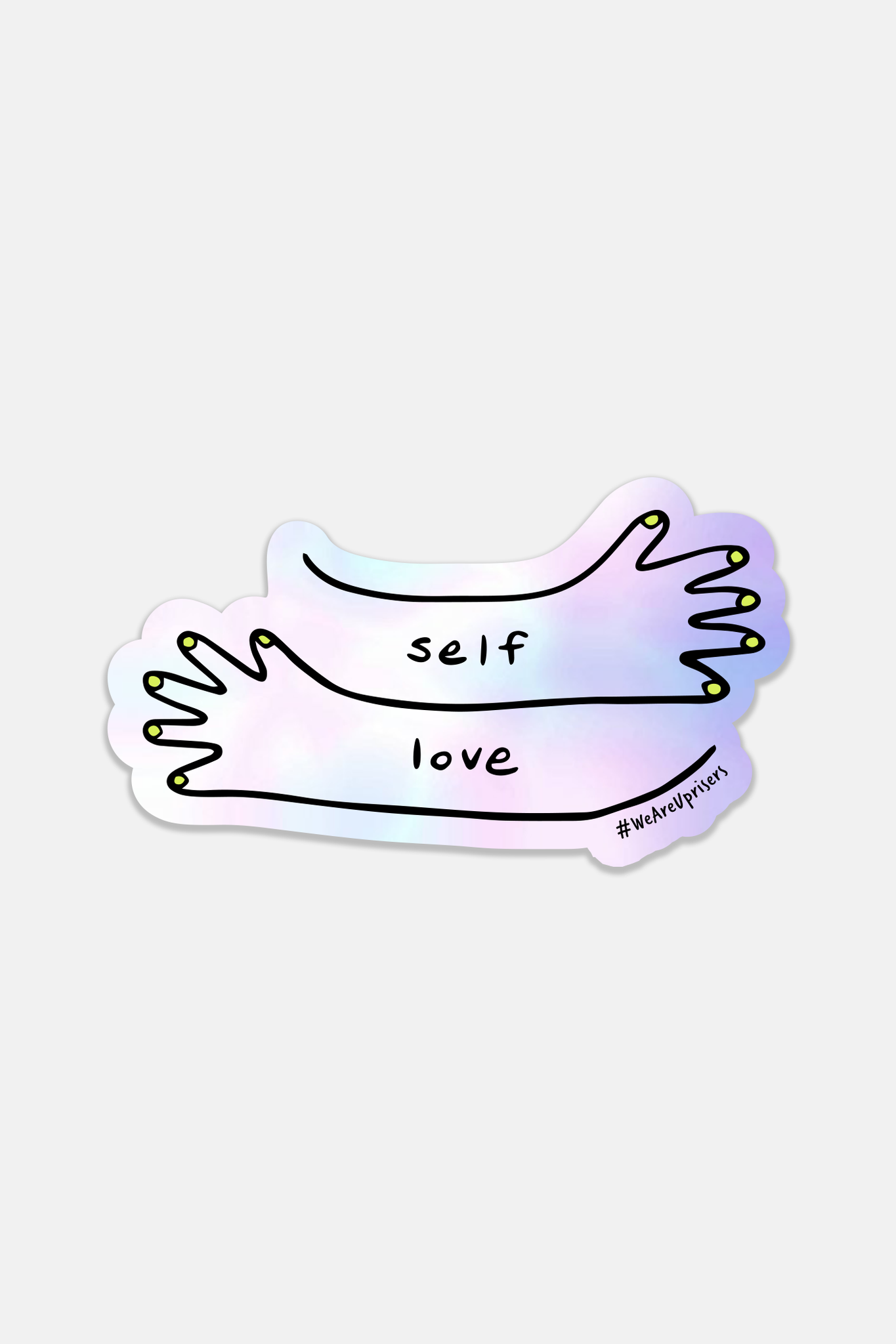 UPRISERS | Self Love Sticker