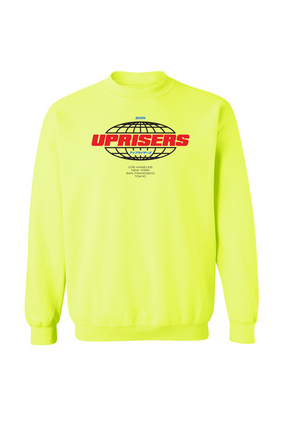 UPRISERS World Crewneck Sweatshirt