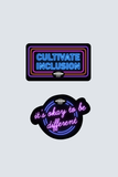 Asia Jackson | Cultivate Inclusion Sticker