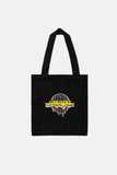 The Future Is Now II Black Tote