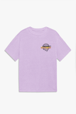 The Future Is Now II Lavendar Tee