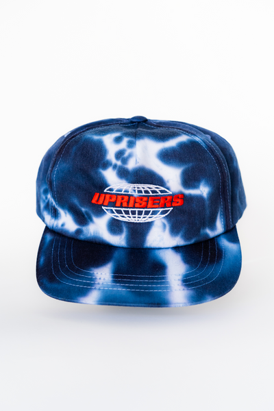 UPRISERS World Tie Dye Hat