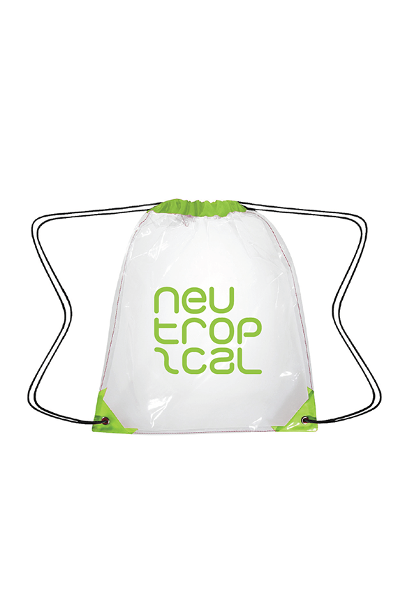Neutropical | Mark Redito Clear Back Pack