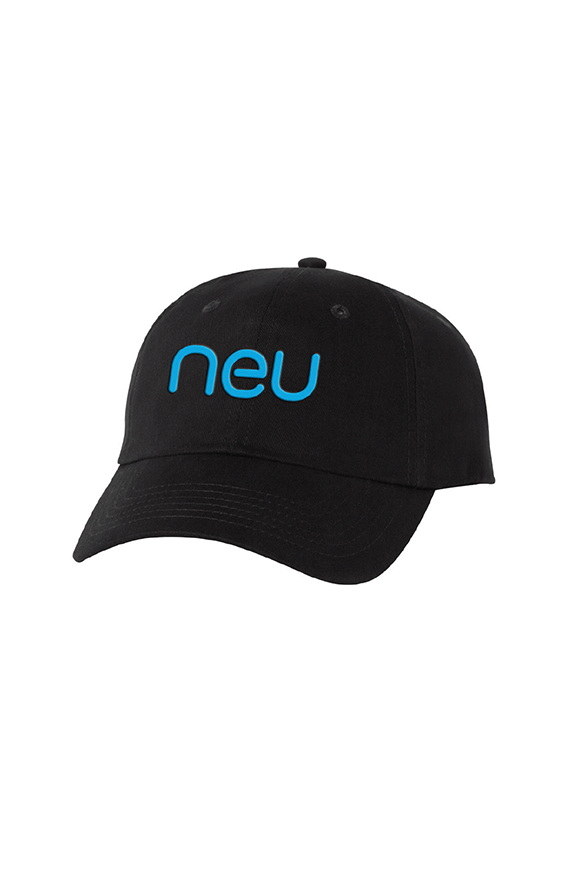 Mark Redito Neutropical Unisex Black Dad Hat